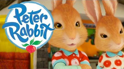 Peter Rabbit - Flopsy & Mopsy