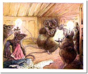 Gloucester mice