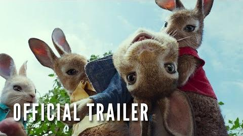 PETER RABBIT - Official Trailer 2