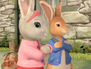 Lily Bobtail And Peter Rabbit Nick Jr.