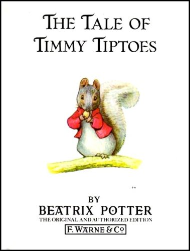 The Tale Of Timmy Tiptoes Peter Rabbit Tv Series Wiki Fandom