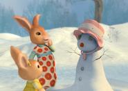 Mospy-Rabbit-And-Cotton-tail-Rabbit-Snow