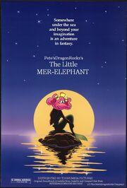 The Little Mer-Elephant Poster