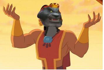 Tzekel-Panther King