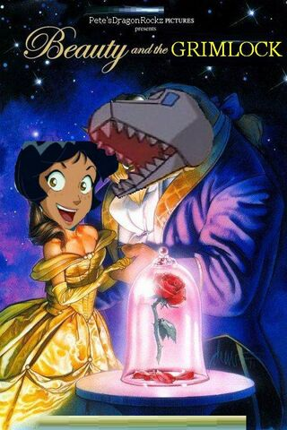 File:Beauty and the Grimlock Poster.jpg