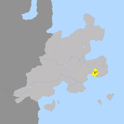 Valeshira Jesia Location