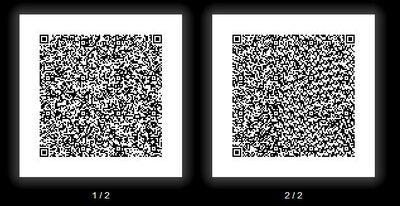 Brick Game QR Codes