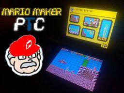 Mario maker ptc banner