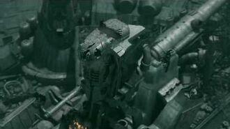 Final Fantasy VII Advent Children Cloud vs Sephiroth Integral Version HD-0