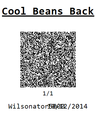 Cool Beans Background 2