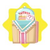 Build a cake mystery box