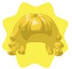 Golden Curl Wig