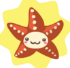 Sea Star Baby Doll