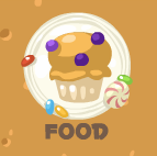 Food store icon