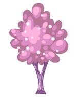 Enchanted Cherry Tree