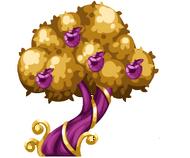 Purple Gummy Apple Tree