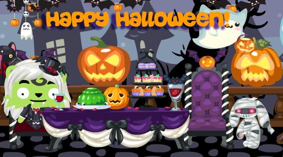 Halloween rule