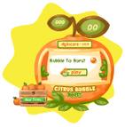 Citrus Bubble Burst Game