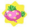 Loveroot Fish
