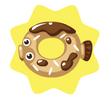 Chocolate Donutfish
