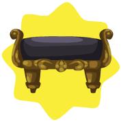 Opera house stool
