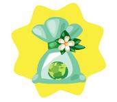 Green Earth Tree Seed