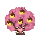 Custard berry tree