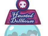 Haunted Dollhouse Mystery Egg