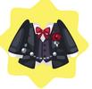 Black Vampire Boy Suit