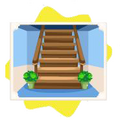 Dolls house staircase