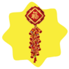 Spectacular chinese firecrackers