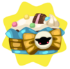 Hideeni cake bribe