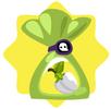 Moody ghost vegetable seed
