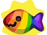 Rainbow Fish Bait
