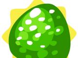 Giant Green Gumdrop