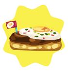 Egg okonomiyaki