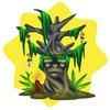 Mayan talking tree
