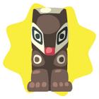 Wolf Totem Piece