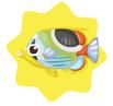 Saddleback Fish