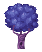Romantic Snail Tree