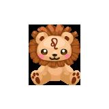 Leo-plushie