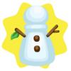 Snowman potion