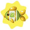 Green Eggfish