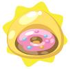 Donut armchair