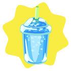 Blueberry Slushie