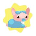 Baby bunny doll