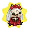 Day of the Dead Bride Plushie