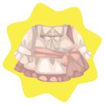 Mon petit cheri pink lady dress