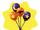 Halloween Balloon Basket