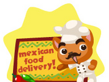 Mexican Food Delivery